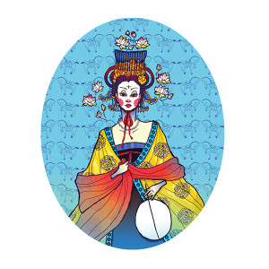 Queens of History: Empress Wu Zetian