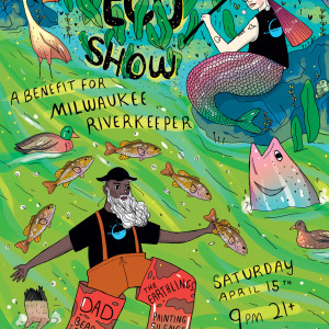 Event poster for the Eco Show